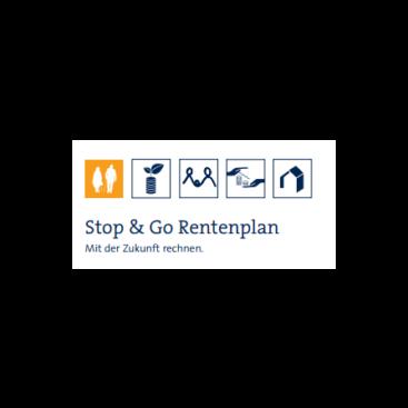 Stop und Go Rentenplan